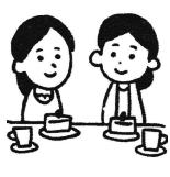 おうち de カフェ